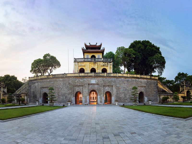 Preserving the Royal Citadel of Thang Long