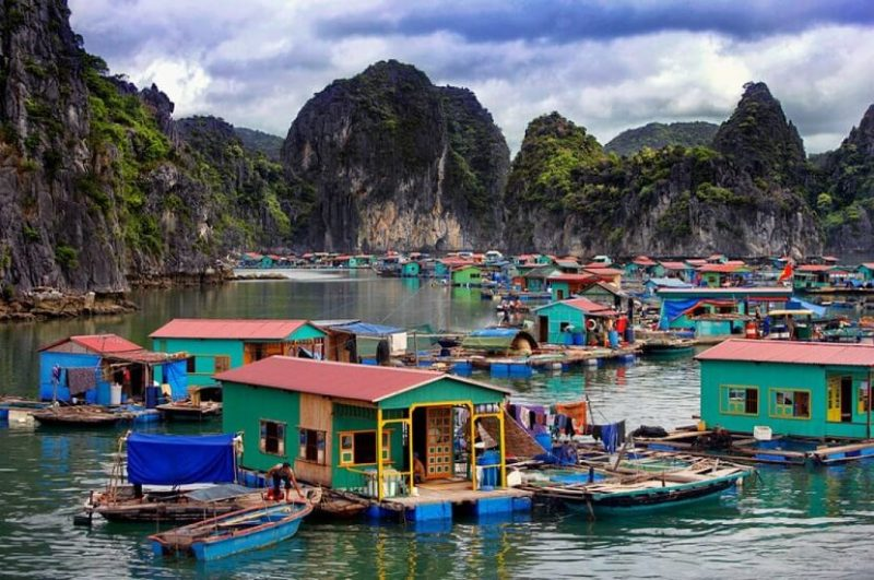 Preserving the fishing village culture on Ha Long Bay
