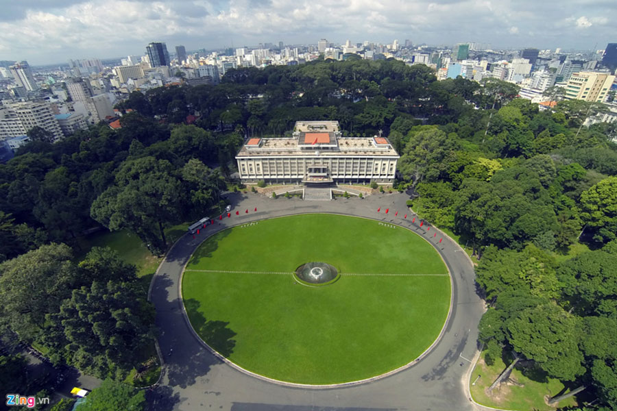 Places to visit in Independence Palace, best time to visit Independence Palace