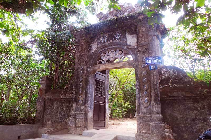 An Hien Garden - Top 100 famous 100-year-old works in Vietnam