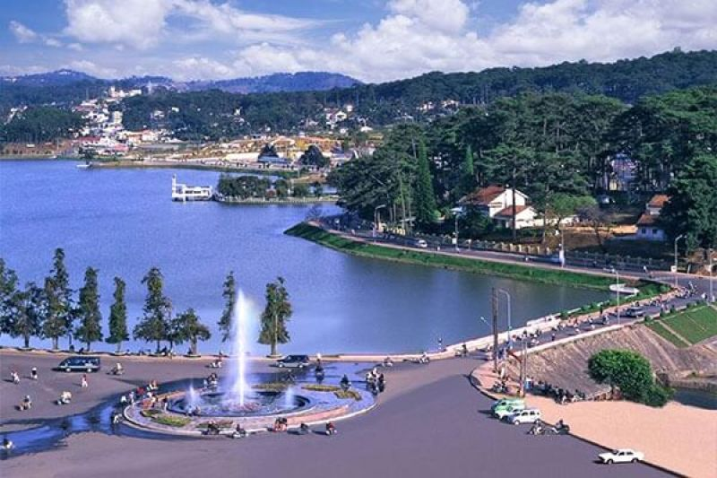 The Dalat-great choice for travelers
