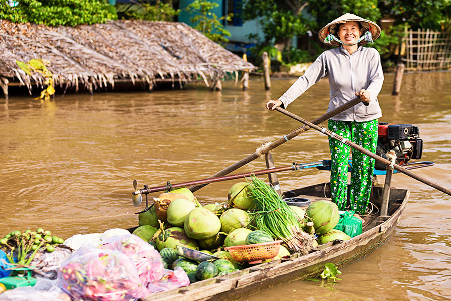 Mekong Delta Vietnam, Tour From Ho Chi Minh to Mekong Delta Vietnam