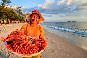 Luxury Cambodia & Song Saa Island 6 days