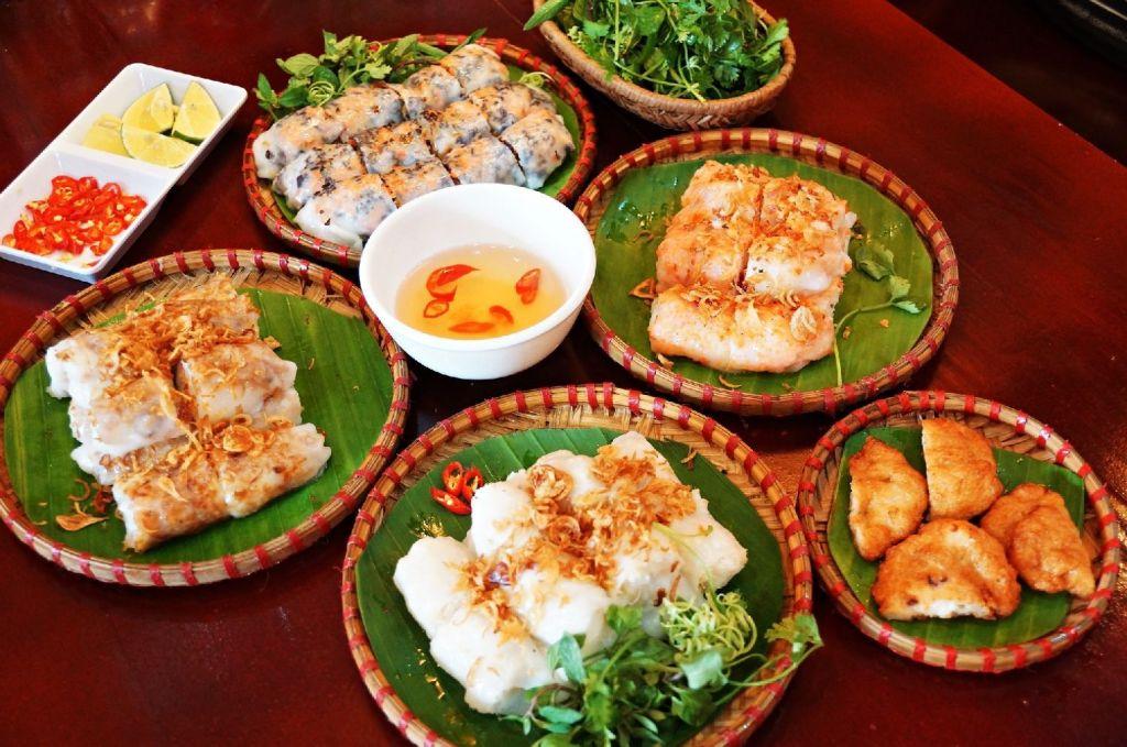 The difference in cuisine between 3 regions of Vietnam 2
