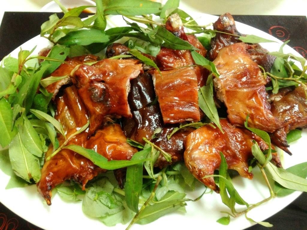 Chuot Dong Quay Lu