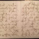 [cross-writing]