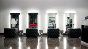 Kundensessel-Spiegel - Friseur in Aschaffenburg