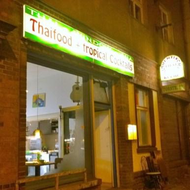 Restaurant Thai Window Asia
