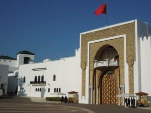 Royal Palace Tetouan