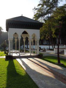 Jardin Moulay Rashid Tetouan