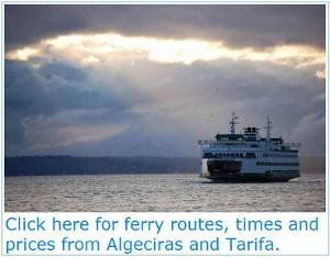 Tarifa, Algeciras, Tangier - Ferries - Travel - AsilahInfo