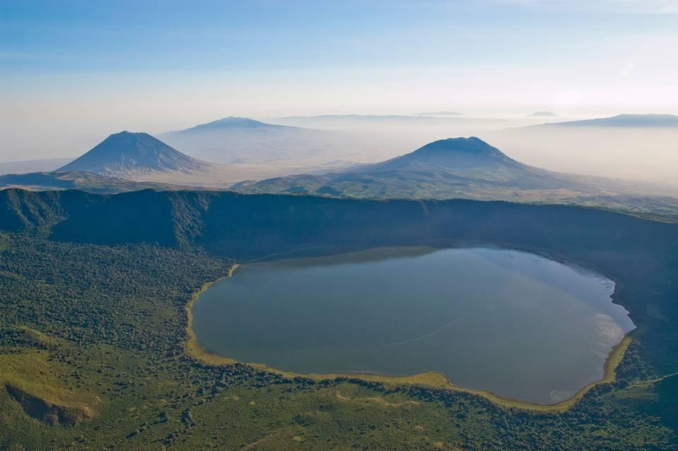 The Highlands Ngorongoro Crater Tanzania Asilia Africa