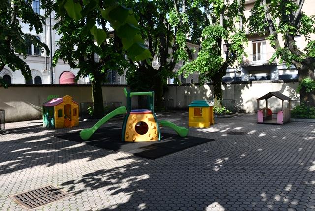 giardino Asilo Veratti