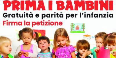 """PRIMA I BAMBINI"""
