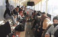 إنقاذ 42 سوريًا معظمهم نساء و أطفال بعدما أوشك قاربهم على الغرق في بحر إيجه