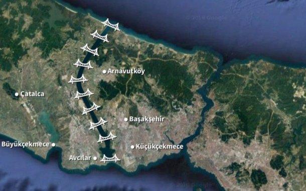 تركيا تخطط لبناء 10 جسور في إطار مشروع