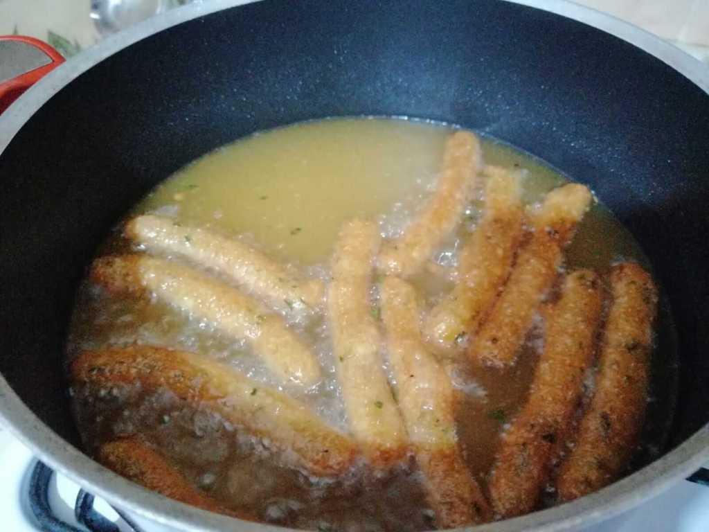 أصابع البطاطا الهندية