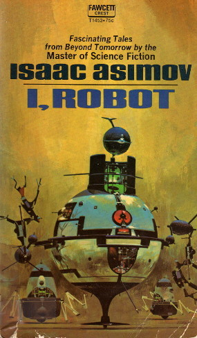 Image result for i robot book