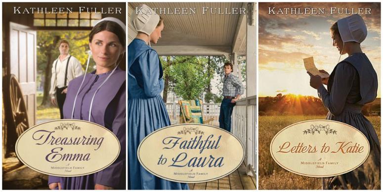 Middlefield Family series by Kathleen Fuller