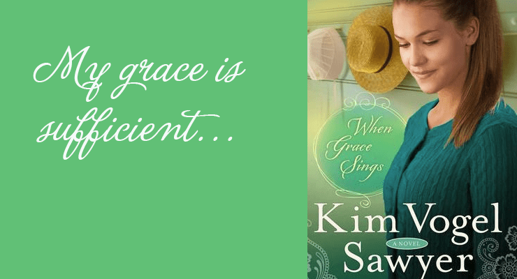 When Graces Sings by Kim Vogel Sawyer