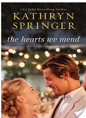 The Hearts We Mend by Kathryn Springer|Book Review