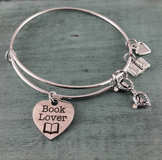 Book Lover Bracelet