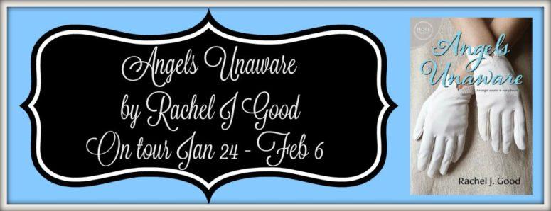 Angels Unaware|Blog Tour