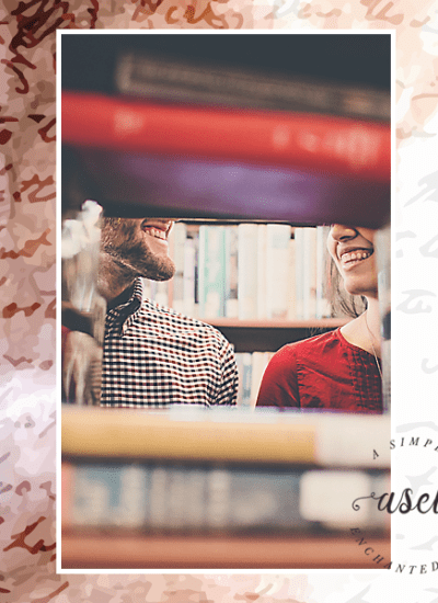 Five Favorite Book Couples