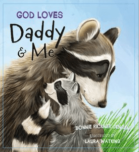 God Loves Daddy and Me|Book Review