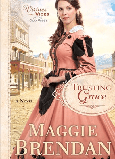 Trusting Grace by Maggie Brendan|Book Review