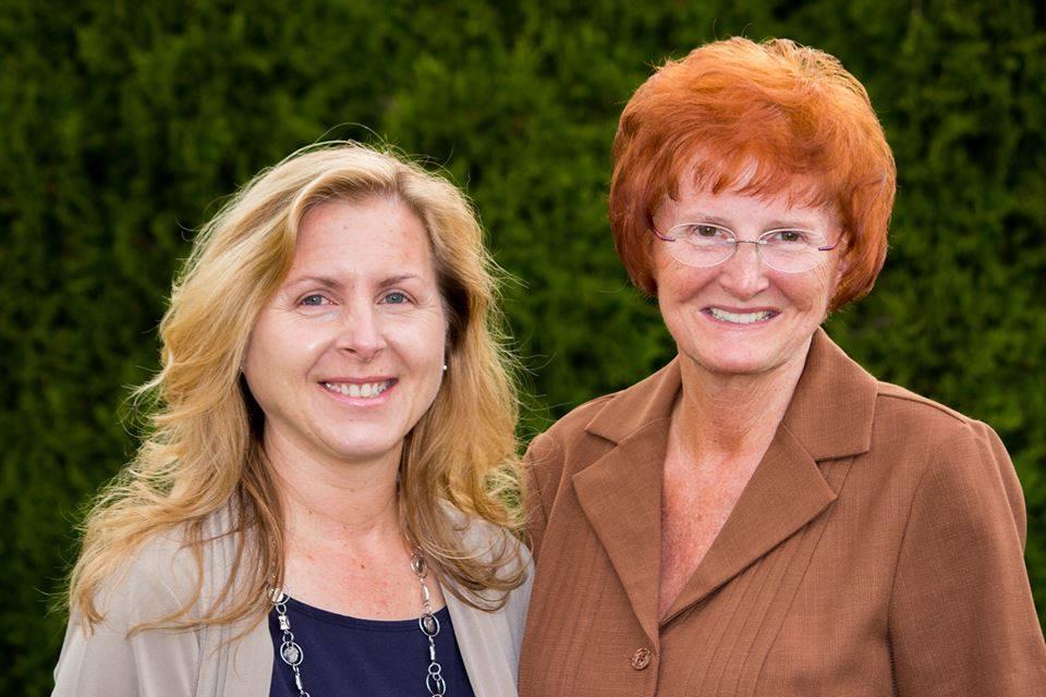 Wanda and Jean Brunstetter