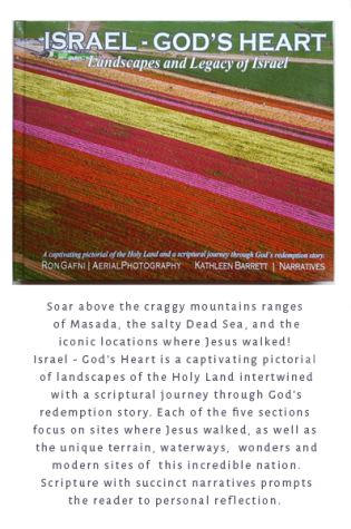 Israel-God's Heart Book Review