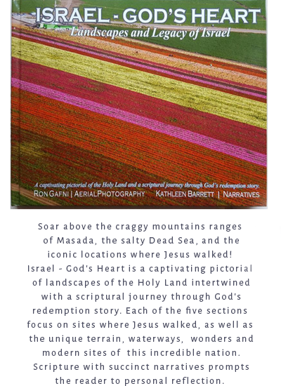 Israel-God's Heart|Book Review