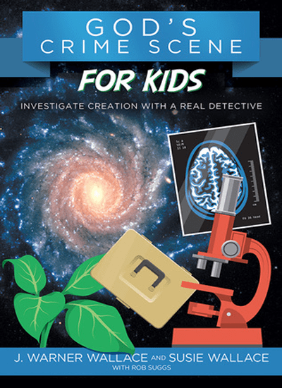 God's Crime Scene for Kids|Book Review