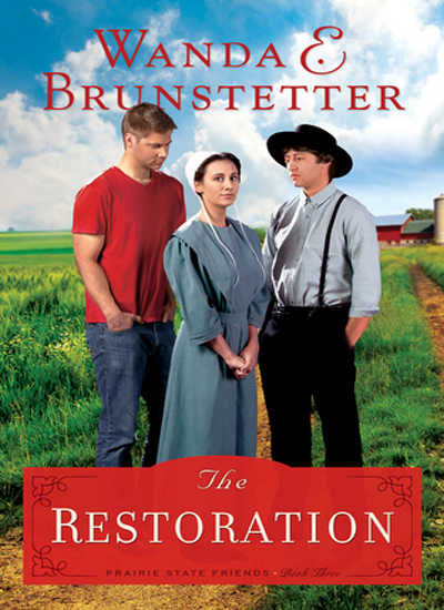The Restoration|Book Review