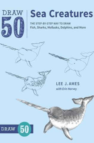 Draw 50 Sea Creatures|Book Review