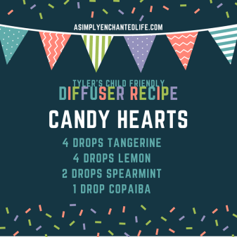 Candy Hearts Diffuser