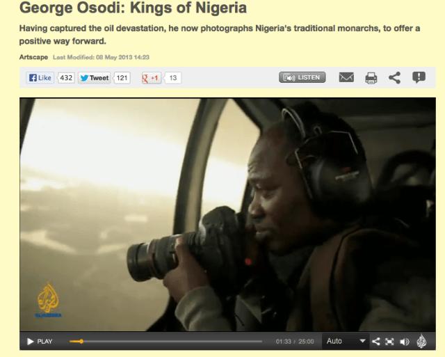 George Osodi_Kings of Nigeria - Artscape - Al Jazeera English_20130510-112327