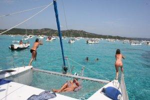 Tuffo alle Piscine - Isola Piana - Corsica