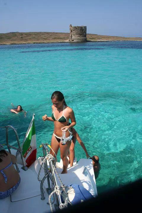 vacanza in catamarano sardegna
