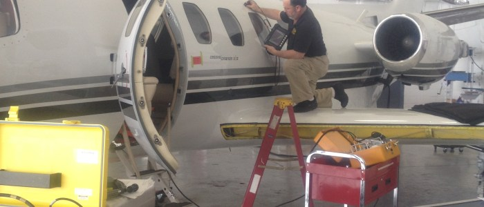 Aircraft Structural Inspections