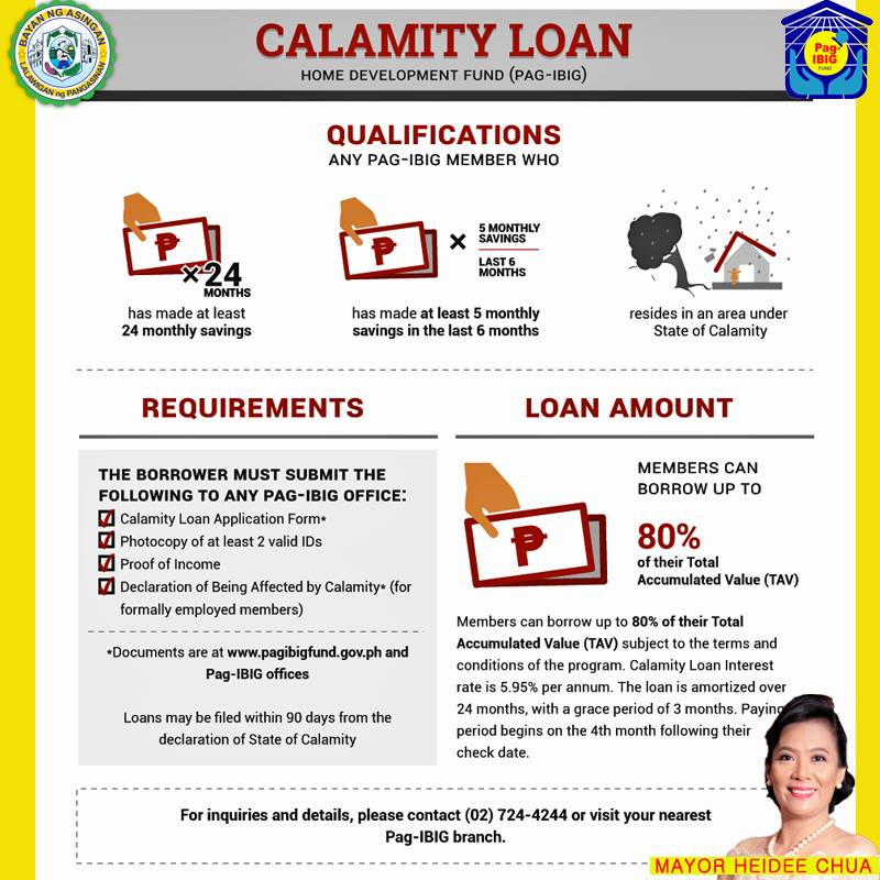 Sss Form Application Calamity Online Loan