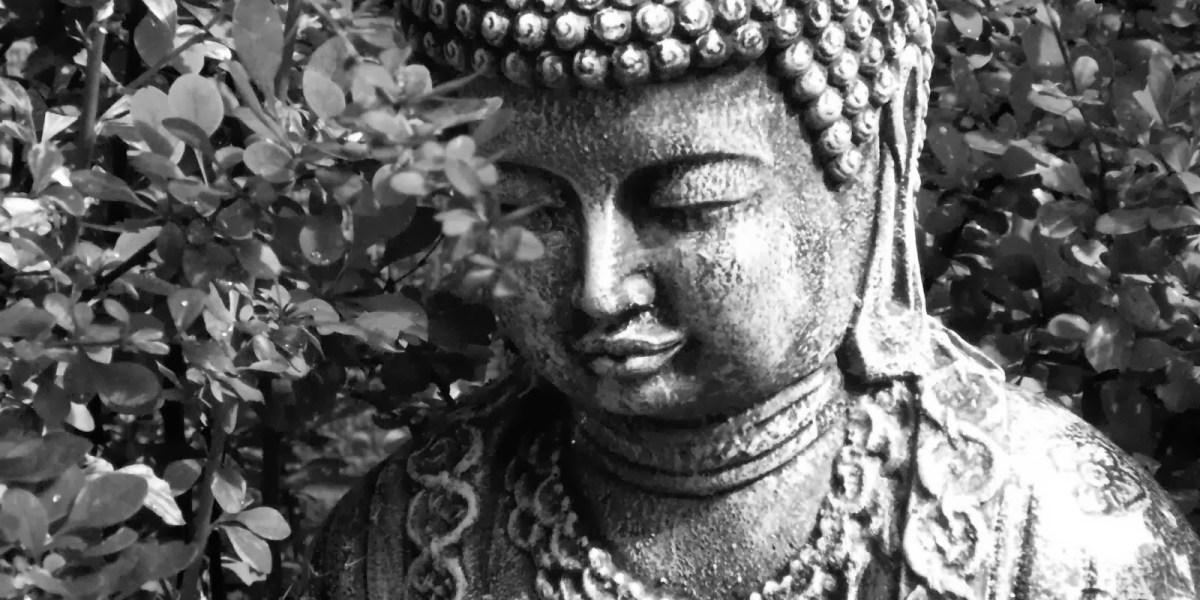 Buddha sees and reminds us desire leads to misery, often bittersweet misery.