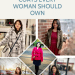 5 types of coats every woman should own