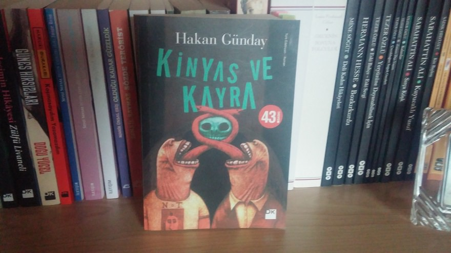 Hakan Günday - Kinyas ve Kayra