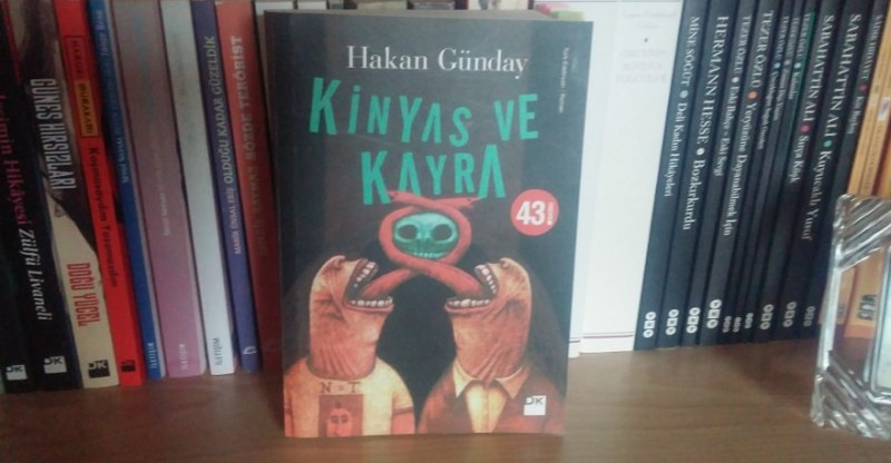 Kinyas ve Kayra Hakan Günday