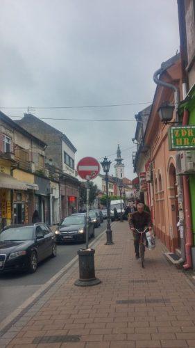 Novi Sad Sokakları