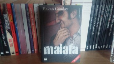 Malafa Hakan Günday