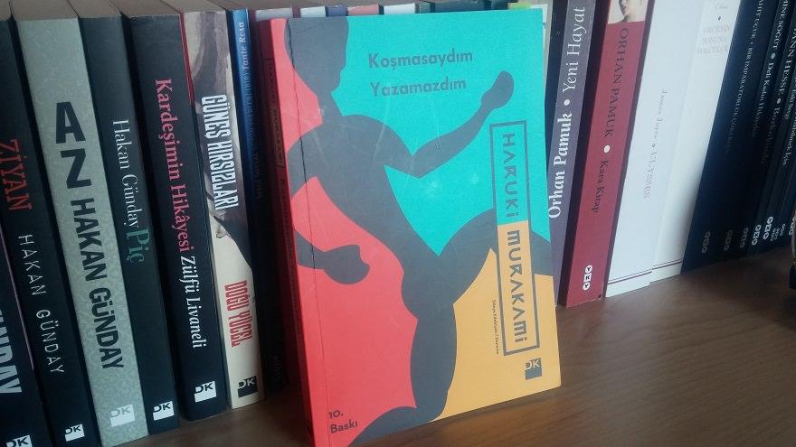 Haruki Murakami - Koşmasaydım Yazamazdım