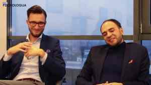 Vyro kryptis #6. Pokalbis su Artūru Milevskiu ir Luku Macijausku apie svajonių realizavimą.